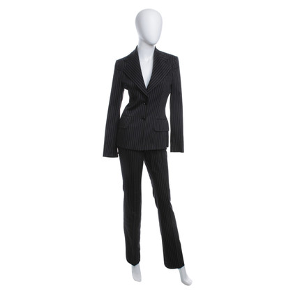Dolce & Gabbana Trouser suit pinstriped
