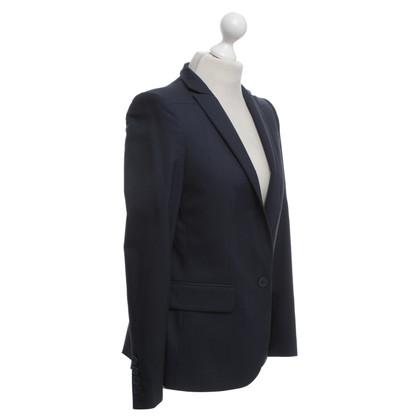 Stella McCartney Wool blazer in dark blue