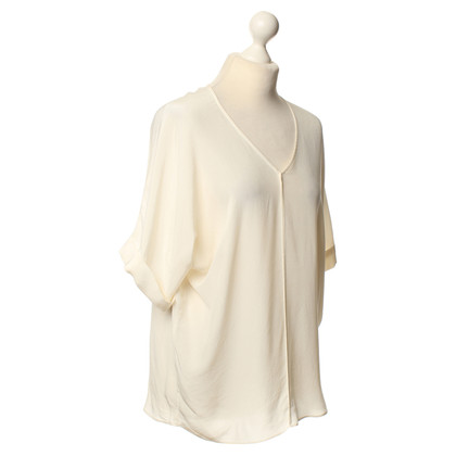 Other Designer Silk blouse in cream