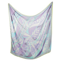 Emilio Pucci Silk scarf patterns