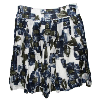 Max Mara Patterned skirt