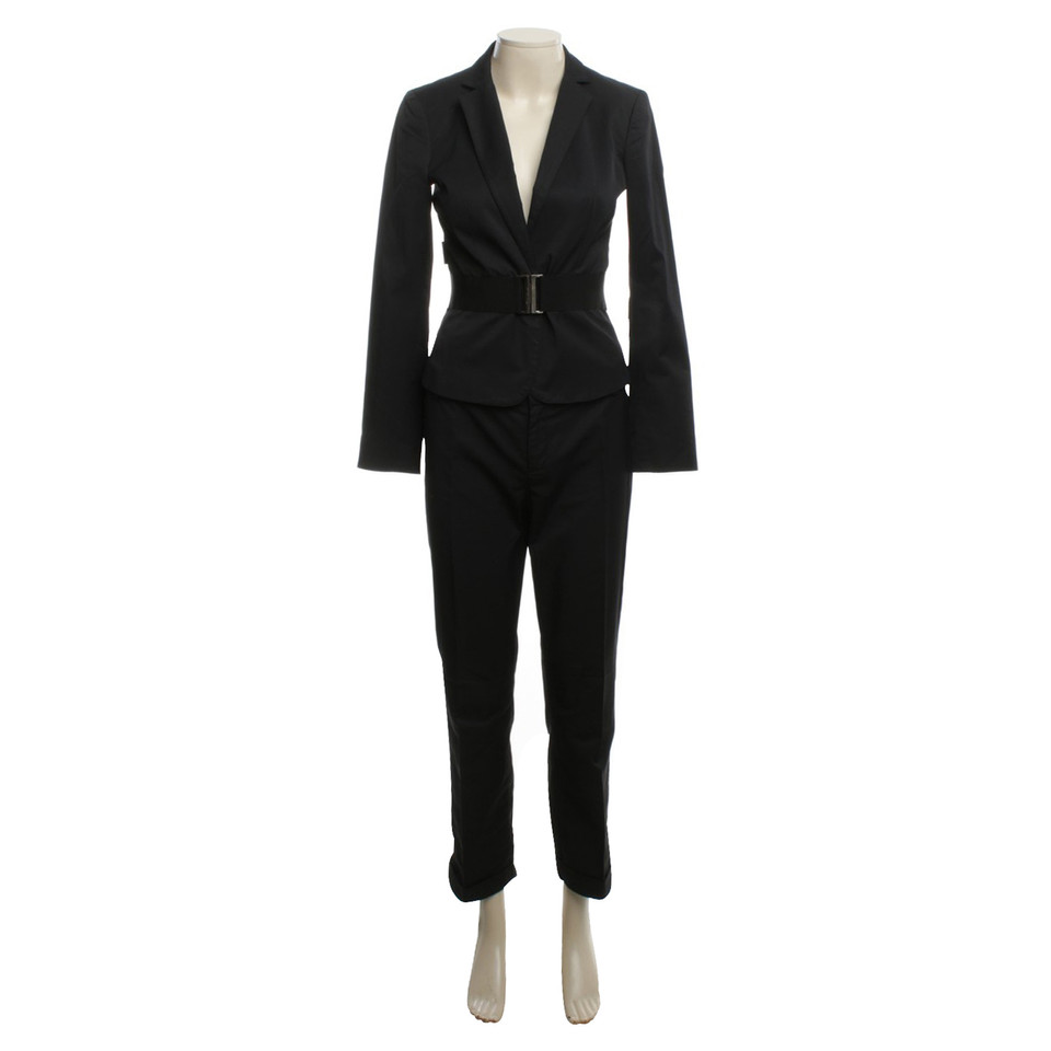 Moschino Suit in Black