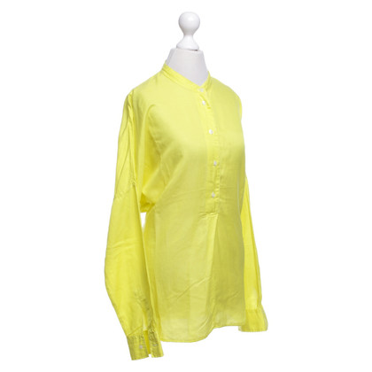 0039 Italy Blouse in yellow