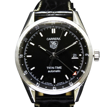 """Tag Heuer """"Carrera Calibre 7 Twin Time Automatic"""""""