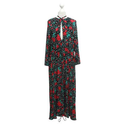 VETEMENTS Kleid mit floralem Muster