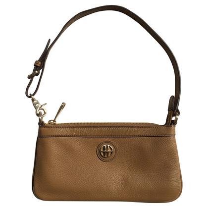 Hugo Boss Small leather bag