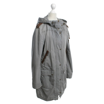 Drykorn Parka im Used-Look