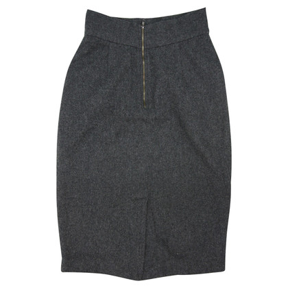 French Connection Wool skirt in grey