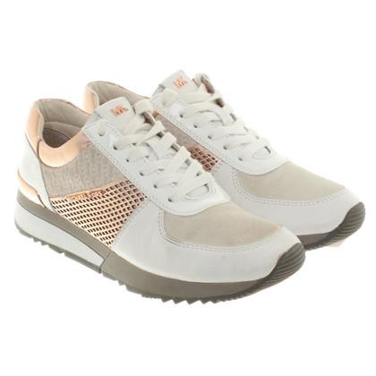 Michael Kors Sneakers in cream