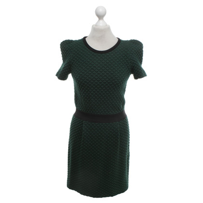 Sandro Knit dress in green