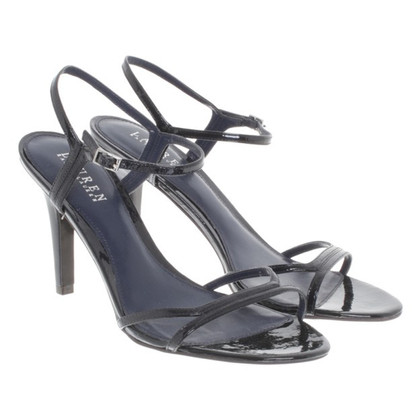 Ralph Lauren Sandals of patent leather