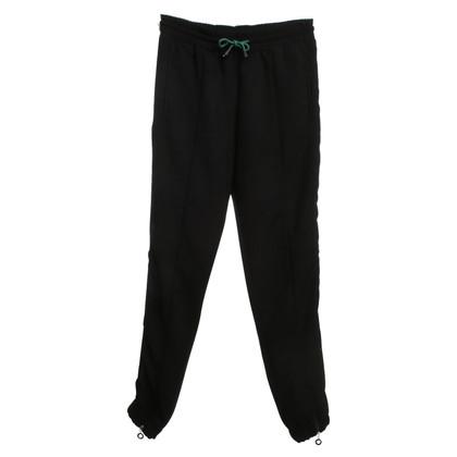 Pinko Pantaloni della tuta in nero