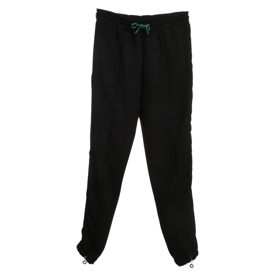 Pinko Jogging trousers in black