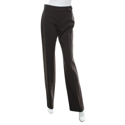 Armani Collezioni Pantaloni in marrone