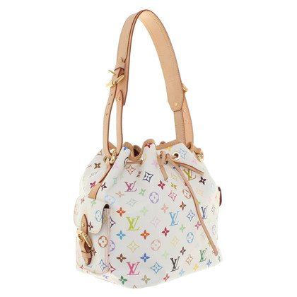 Louis Vuitton Handbag Monogram Multicolore Canvas