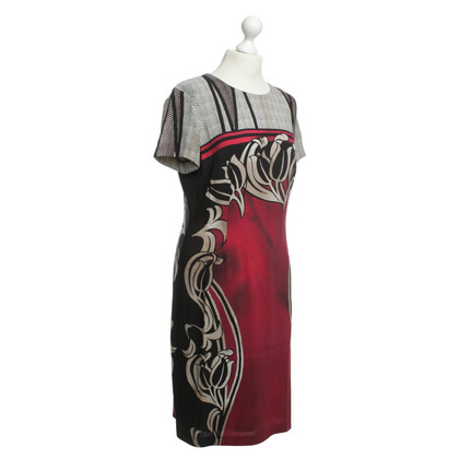 Escada Dress with pattern mix