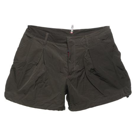 Moncler Shorts in Khaki Khaki