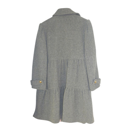 Juicy Couture A Line Swingcoat Tweetwolle