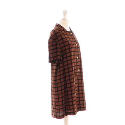 Marni Plaid dress