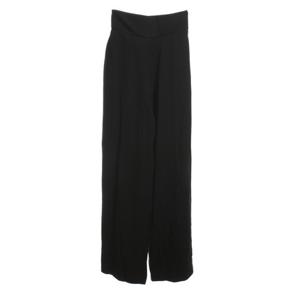 Saint Laurent Pantaloni in nero