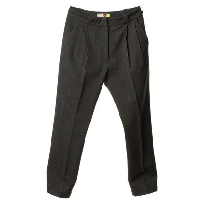 MSGM Fine trousers in grey