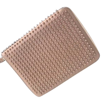 Christian Louboutin Studded Nude Ipad case