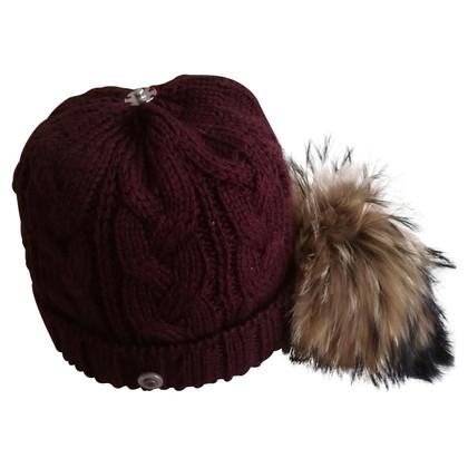 Bogner Bonnet en laine