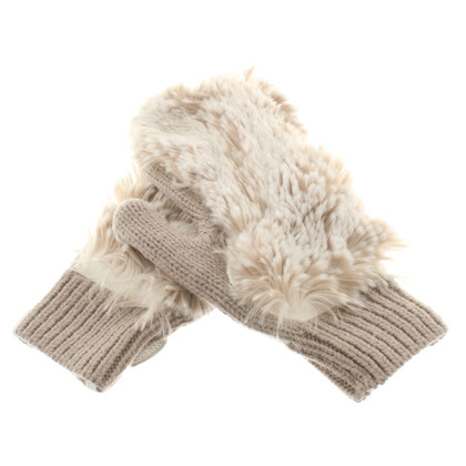 Marc Cain Gloves in beige