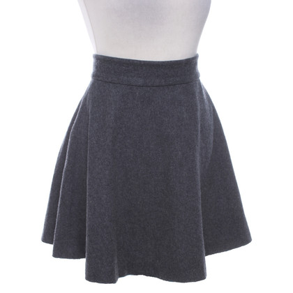 French Connection skirt in grey