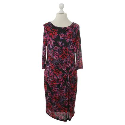 Laurèl Kleid mit floralem Print