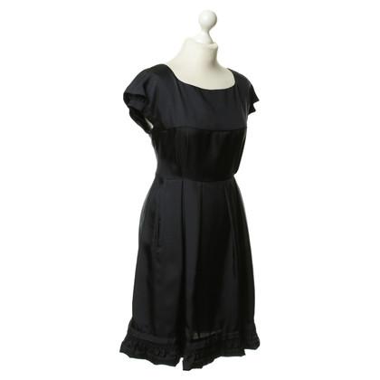 Miu Miu Dress in dark blue