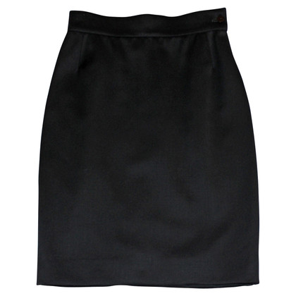 Christian Lacroix Skirt black sheath dress