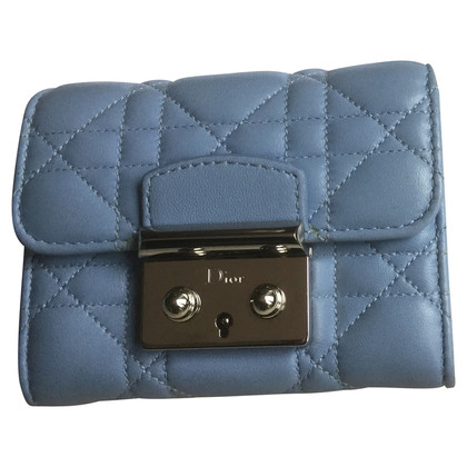 Christian Dior Wallet in the Cannage design