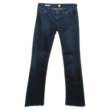 "Hugo Boss  ""Boot-cut"" jeans in blue"