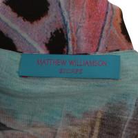 Matthew Williamson Jumpsuit im Animal-Design