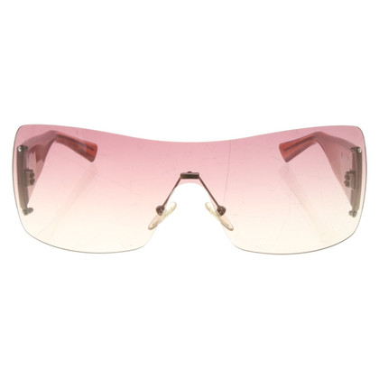 Giorgio Armani Monoshade sunglasses