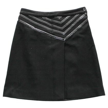 Armani Jeans Armani Jeans skirt Gr. 40 black
