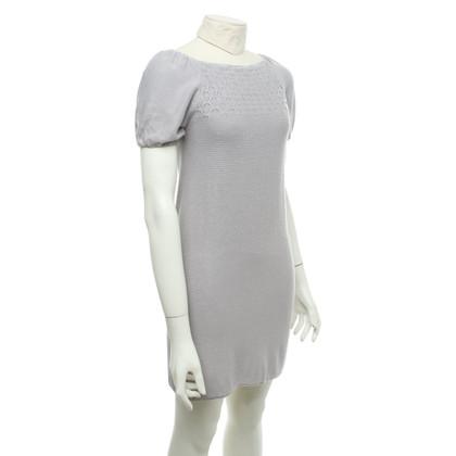 Chloé Wollkleid in Grau