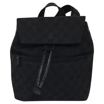 Gucci Rugzak in zwart