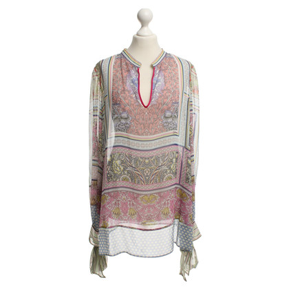 Just Cavalli blouse de soie
