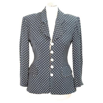 Karen Millen gestippelde jacket