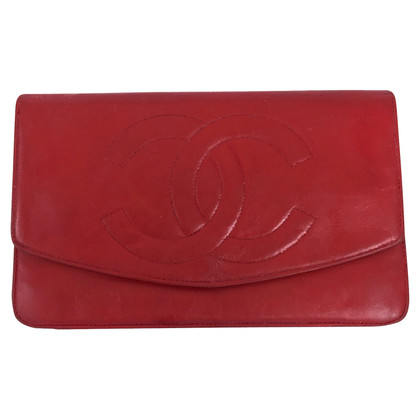 Chanel Wallet lamsvel