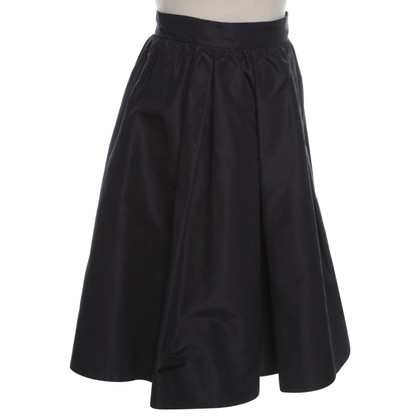 Prada skirt in dark blue