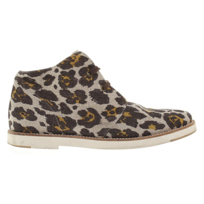 Stella McCartney Leopard Lace
