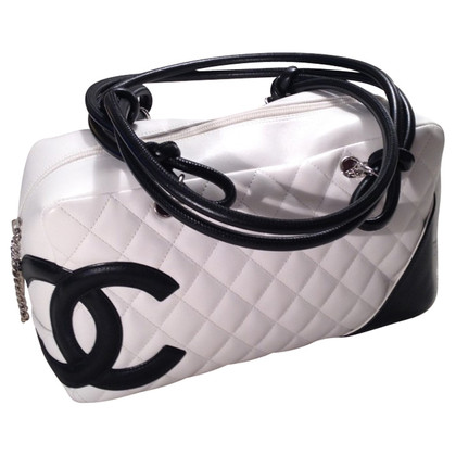 "Chanel ""Cambon Line CC Tote Bag"""