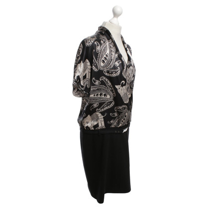 Marc Cain Dress with V-neck