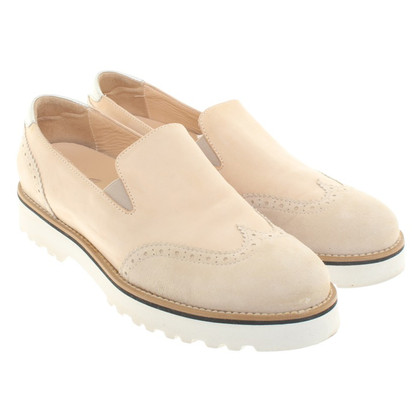 Hogan Slipper in Beige