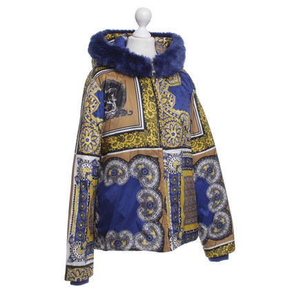 Moschino Jacket with patterns