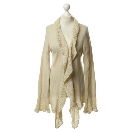 Bruno Manetti Vest in beige