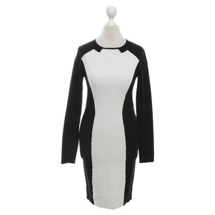 Karen Millen Kleid in Bicolor